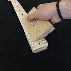 35/90 Degree Fret Bevel Tool Guitar - Luthier