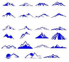 Mountain Graphics