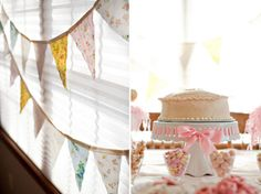 A 'Sweet-as-Pie' 1st Birthday party for a special little lady - Pocketful Of Dreams