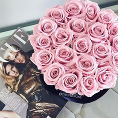 Don't have a Valentine this year? Don't fret one lucky person will win a luxury floral arrangement valued at $399.95 by @fleurduluxe this year! These real lavender pink roses not only look incredible but they last up to a year! Last chance to win before tomorrow! Enter now at stylemagazines.com.au #fleurduluxe #valentinesday #roses #WIN #competition #floralarrangement  via FASHION TRENDS on INSTAGRAM -Celebrity  Fashion  Haute Couture  Advertising  Culture  Beauty  Editorial Photography…