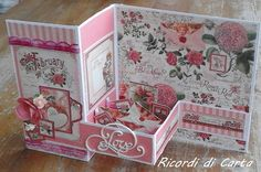 Ricordi di Carta-Z FOLD CARD POP UP