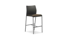 Mesh back bar stool; armless  #Keilhauer  #OfficeDesign  www.benharoffice.com/ #office #interiordesign #furniture
