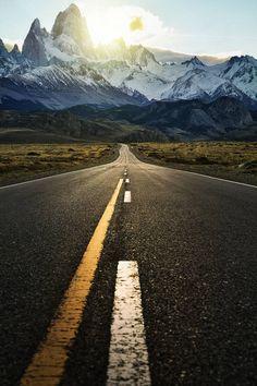 mountain bound