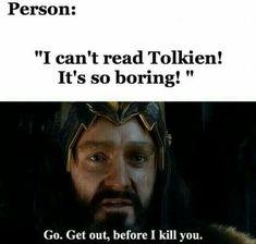 Der Hobbit Thorin, O Hobbit, Thranduil, Legolas, Hobbit Funny, Hobbit Humor, Bagginshield, Into The West, Thorin Oakenshield