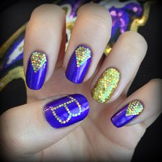 Baltimore Ravens Nails! :)