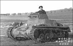 Panzer I | Panzer I - 1939