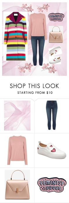 """""""Льдинка"""" by urist-fk ❤ liked on Polyvore featuring Punky Pins"""