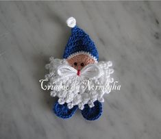 "WORKSHOP OF BARRED: Croche - A new ""Noel"" ..."