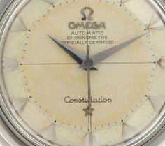 A vintage watch from Omega.  www.facebook.com/divenirebarcelona