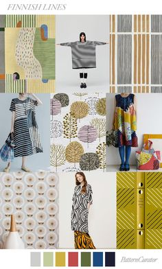 FINNISH LINES by PatternCurator