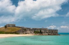 Fort St Catherine's, St. Georges, Bermuda.