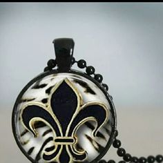 New fleur-de-lis necklace New fleur-de-lis necklace Jewelry Necklaces