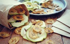 Dehydrated Fruit - I WISH I had the machine that worked this beautiful magic.