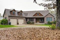 You can't be any more secluded than you are on this property. Once you get to this elegant custom home you can see Ozark views for miles. Breathtaking over 200 acres+/- of recreational woods, trails and getaways. There is also a 40 x 30 barn, log cabin, ponds, creeks and rock bluffs. Near 4000sq.ft. of living space, decks and covered areas. Andersen windows open every room to the outdoors. 3/4'' oak hardwood flooring throughout this meticulous home. Hickory and Ash cabinetry in Seymour MO
