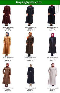 Armine Yeni Sezon İndirimli Tesettür Giyim Kıyafetleri