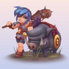 Картинки по запросу low poly game assets characters  b