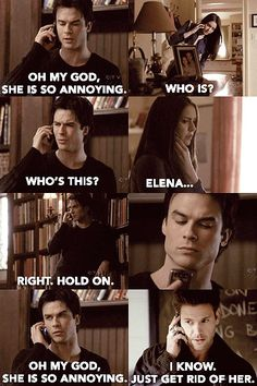 Vampire Diaries meets Mean Girls. My life is made.