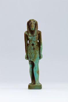 Amulet, Thoth, 664–30 B.C. Egypt. The Metropolitan Museum of Art, New York. Gift of Darius Ogden Mills, 1904 (04.2.370)