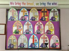 School Displays, Religious Education, Catechism, First Holy Communion, Youth Ministry, Sacred Heart, Skeletons, Primary School, Confirmation