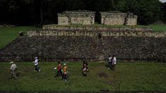 Ruinas Copán Honduras, a la pesca de turistas salvadoreños para agosto La costa atlántica, sus reservas naturales y las ruinas arqueológicas son el gancho del país vecino para la atracción de visitantes.