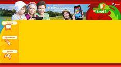 ZDFtivi Homepage - German Kid's TV shows