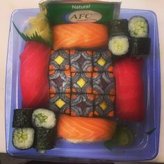 'Mosaic Sushi' Trend From Japan Turns Lunch Into Edible Works Of Art | Bored Panda