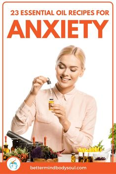 Very Helpful Aromatherapy Anxiety Strategies For aromatherapy anxiety blend