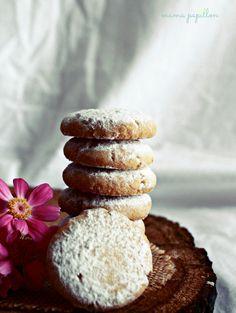 Galletas de vainilla SIN GLUTEN - Vanilla cookie GLUTEN FREE