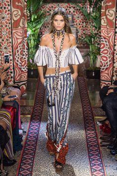Roberto Cavalli Printemps/Eté 2017, Womenswear - Fashion Week (#27080)