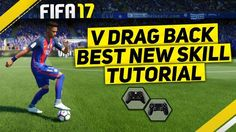 FIFA 17 BEST NEW SKILL MOVE TUTORIAL - HOW TO WIN GAMES in FIFA 17 !!! BEST NEW ...