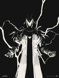 The Taken King's Art, Like Destiny's, Is Killer