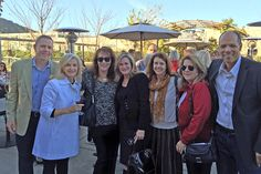 """Coldwell Banker Marin's best and brightest Independent Sales Associates gathered last night for """"The Future's So Bright"""" event held at Terrapin Crossroads in San Rafael."""