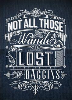 Tolkien-typography