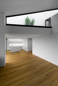 """Minimalist home design located on a south sloping plot in a residential part of Prague Architects:Closer Architects Location:Prague, Czech Republic Year: 2016 Area: 2.583 ft²/ 240 m² Photo courtesy:Ai Photography Description: """"The Villa """"Z"""" was designed on a south sloping plot in a residential part of Prague, Czech Republic. The property is quite small–about 650 …"""