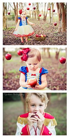 Snow White & Her Prince