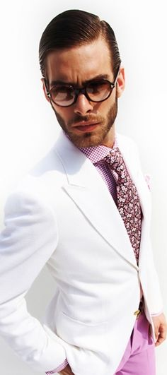 Quite simply a tie is more than a piece of cloth... It can shout out who you are! Coming soon to GentsEssentials ties that catch your eye and so shap you might cut yourself!