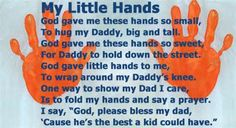 Fathers Day Crafts For Sunday School Dad Poems, Fathers Day Poems, Fathers Day Crafts, Gifts For Father, Father Father, Father Sday, Happy Father, Toddler Crafts, Preschool Crafts
