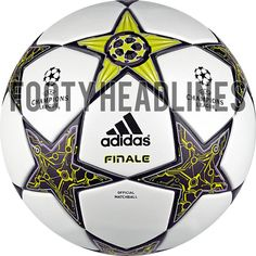 adidas 2012/13 Champions League Starball