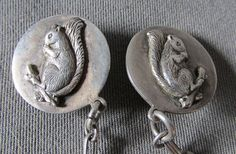 Fun Vintage Sterling Silver Sweater Clip with by Neatcurios