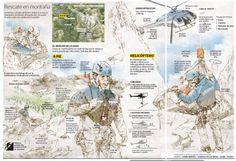 (inconsolata) (Día 2 tras la tragedia aérea en Los Alpes. Las...)