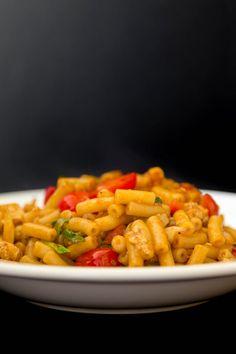 Vegan Pat Macaroni