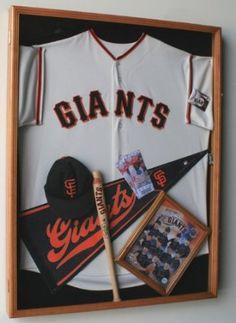 Amazon.com  XL Baseball Jersey Frame Display Case Cabinet Shadow Box w  UV 808fdaba3
