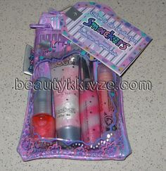 Beauty Knick Knacks - Bonne Bell Lip Smackers Glam It Up Collection