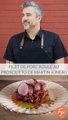 Ricardo Recipe, Prosciutto, Pork Chops, Pork Recipes, Carne, Main Dishes, Food And Drink, Yummy Food, Favorite Recipes