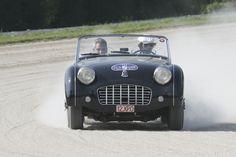 TR3 - Historic Rally