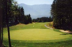 Skamania Lodge Golf Course - Stevenson, Washington - Golf Course Picture