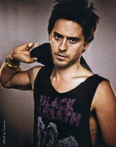 Wow.... Love his shirt XD