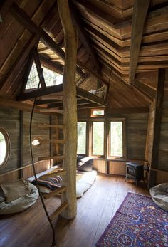 Interior Tree House