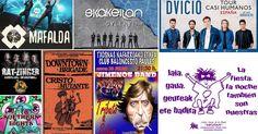 Agenda | Fiestas con Día Joven y concierto de DVicio + karaoke feminista + rock en los bares