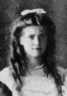Her Imperial Highness Grand Duchess Maria Nikolaevna